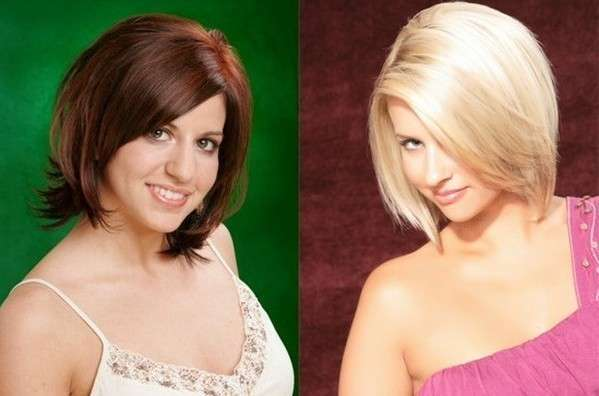 Прически для женщин с пышными формами. Фото с сайта hairprocare.ru