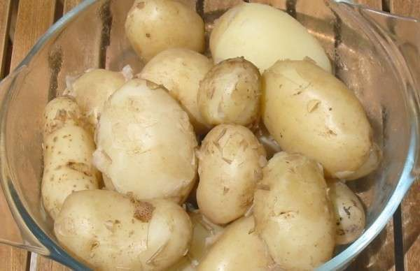 Блюда из картофеля очень сытные