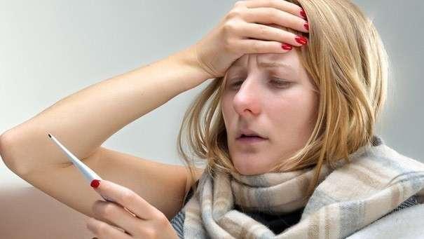 Как сбить температуру при отравлениях в домашних условиях