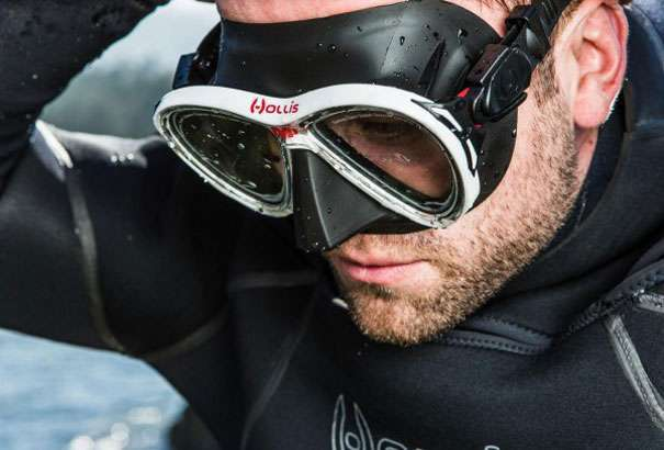 Выбор маски для подводной плаванья