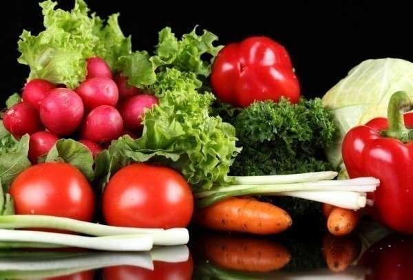 Овощные салатики - легкий, но очень полезный вариант ужина