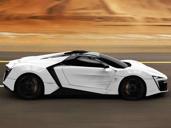 W Motors Lykan Hypersport