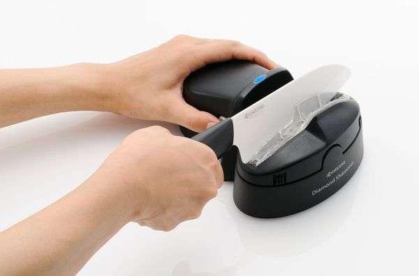 Чем точить керамический нож в домашних условиях