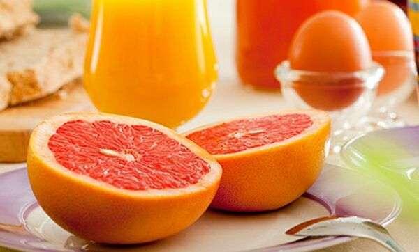 принимать чтобы сбросить как вес грейпфрут