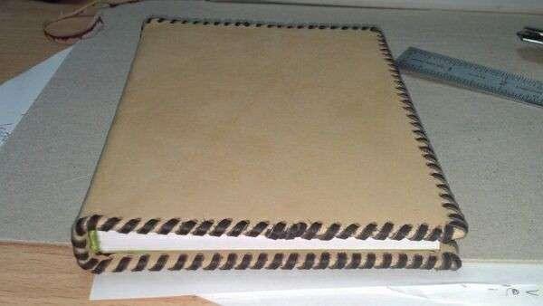 обложка из картона для книги своими руками