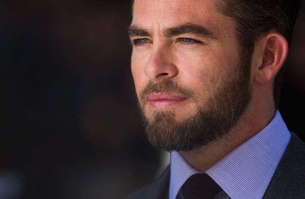 Стильная борода только украшает мужчину
