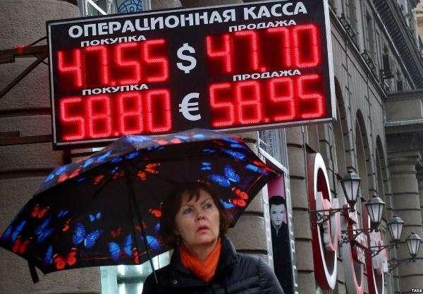 Почему меняется курс валют