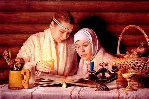 Смотреть Старый Новый Год - гадания, традиции и обычаи видео