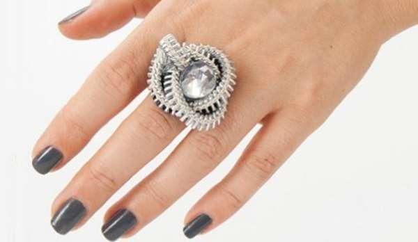 Как сделать кольцо у себя дома