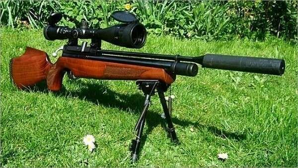 Современные пневматические винтовки