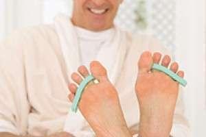 Уход за ступнями ног для мужчин