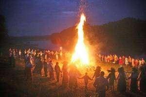 Славянский праздник « День Семаргла»