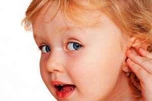 Лечение гнойного отита у ребенка