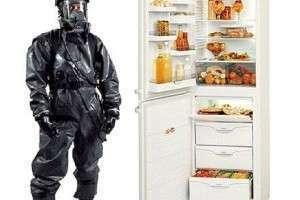 как убрать запах в холодильнике в домашних условиях