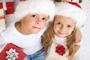 Что подарить детям на Рождество: идеи для любимых малышей