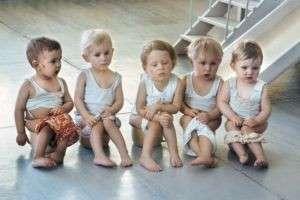 Об игровой методике введения детей в детсадовский образ жизни