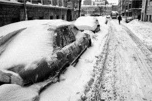 Почему не убирают снег в Петербурге?