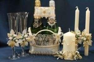 Свадебные аксессуары – необходимость или роскошь?
