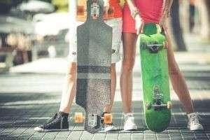 Как выбрать скейтборд: на колесиках навстречу ветру