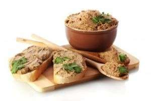 Вкуснейший рецепт печеночного паштета из говяжьей печени