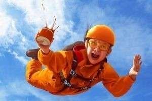 Как стать парашютистом: советы для любителей и будущих спортсменов