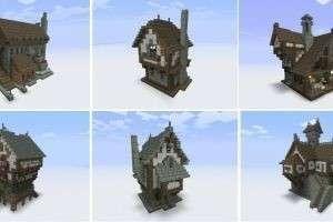 Как построить дом в «Майнкрафт»: красота, надежность, удобство