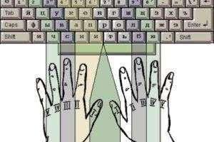 Как научиться быстро печатать на клавиатуре?