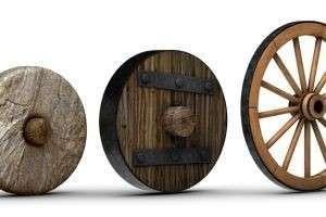 Кто изобрел колесо: первое в истории и современное для автомобиля