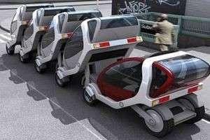 City Car: прототип сверхкомпактного электромобиля
