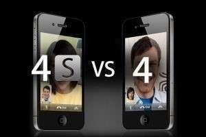Как отличить iPhone 4S от iPhone 4?