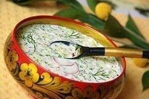 Как приготовить окрошку на кефире: лучший рецепт и важные правила