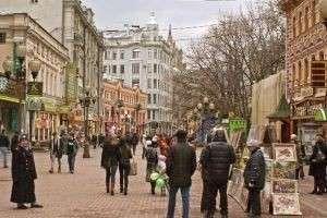 Самые старые улицы Москвы: Великая, Сретенская, Ильинка