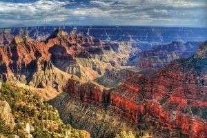 Что такое Большой Каньон, как и когда он появился?