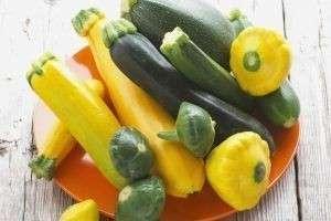 Кабачковая диета: овощное похудение