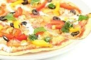 Тонкое тесто для пиццы – рецепт модной вкуснятины