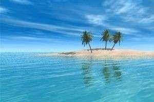Как вести себя на необитаемом острове?