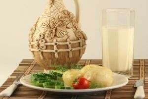 Кефирно-картофельная диета: сытный способ попрощаться с килограммами