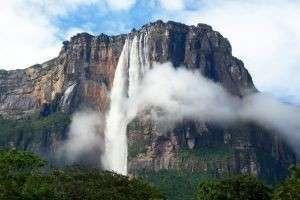 Какой водопад самый высокий в мире и где он находится?