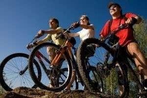 Велосезон - яркая жизнь на колесах велосипеда