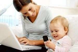 С чего начать свой бизнес в декрете: отличные идеи для молодых мам