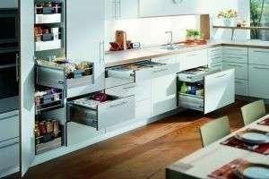 Механизмы и фурнитура для современной кухни