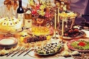Праздничные блюда на Новый год: как украсить новогодний стол