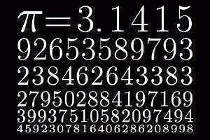 """Загадочное число """"пи"""". Как оно появилось и для чего необходимо?"""