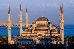 Достопримечательности Стамбула на карте: фото с описаниями и видео