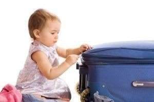 Что нужно взять на море с ребенком (грудным, годовалым, малышом постарше)?