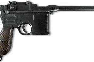 О пистолете Маузера