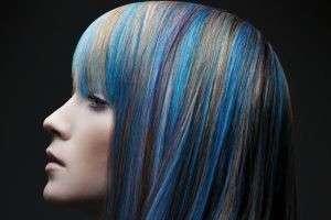 Как пользоваться мелком для волос и красить им пряди – элементарно и красиво
