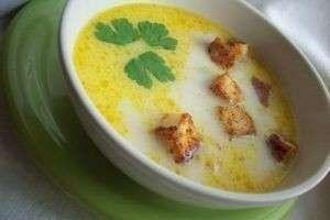 Как сделать суп из плавленных сырков