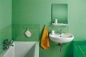 Какой материал использовать в отделке стен ванной комнаты?