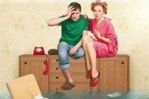 Что делать, если соседи сверху залили вашу квартиру?